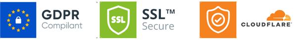 FOOTER GDPR SSL