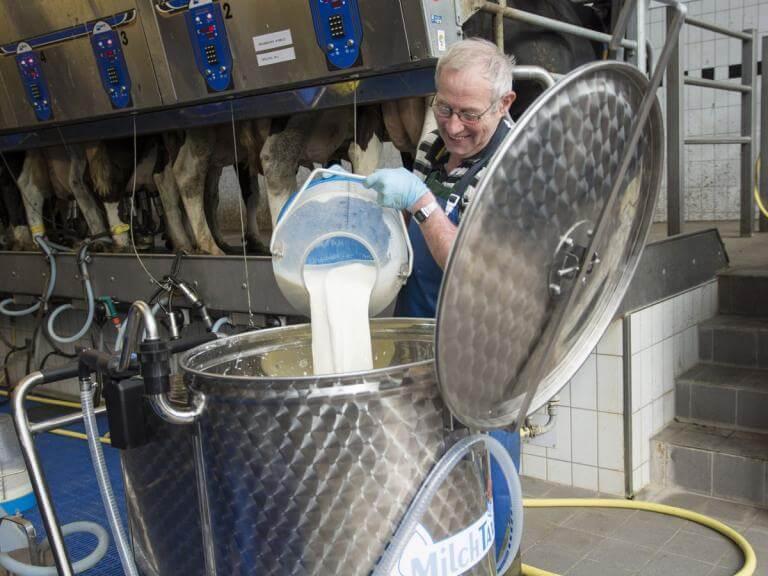 Umplerea Milktaxiului